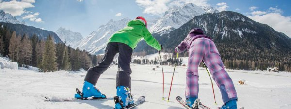 Winterurlaub mit Kindern in Südtirol - Family Resort Rainer